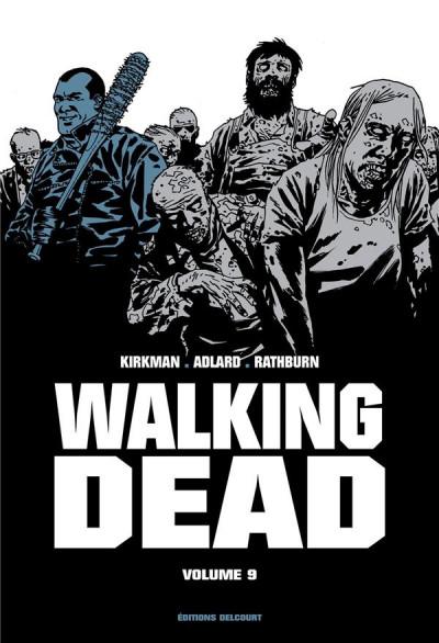 Couverture Walking dead - prestige tome 9