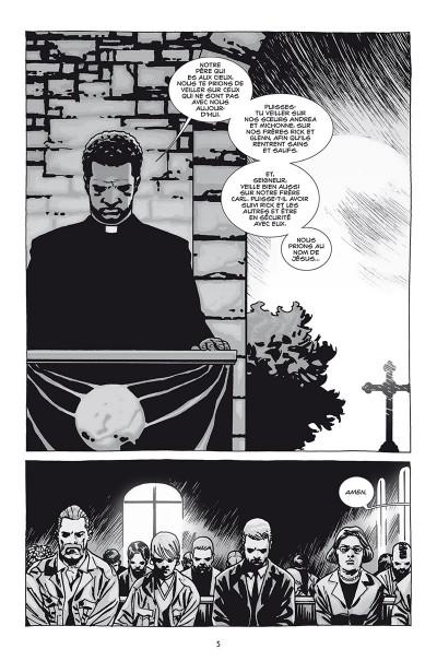 Page 1 Walking dead - prestige tome 9