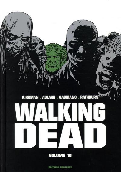 Couverture Walking dead - prestige tome 10