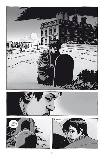 Page 1 Walking dead - prestige tome 10