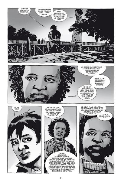 Page 3 Walking dead - prestige tome 10