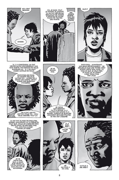 Page 4 Walking dead - prestige tome 10