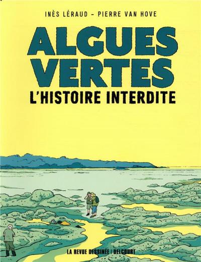 Couverture Mortel littoral - Algues vertes, l'histoire interdite