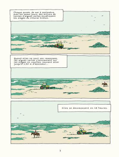 Page 4 Mortel littoral - Algues vertes, l'histoire interdite