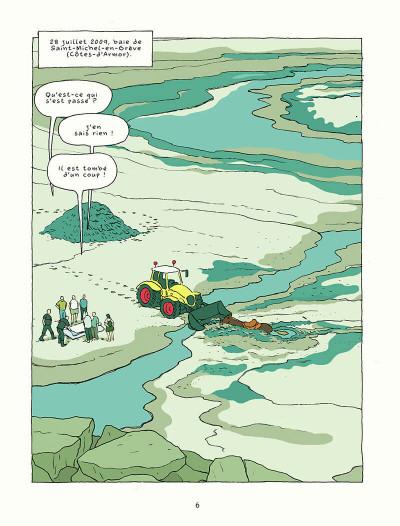 Page 7 Mortel littoral - Algues vertes, l'histoire interdite