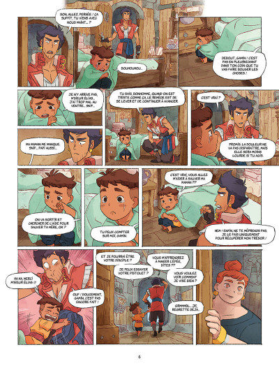 Page 6 Perséus tome 2