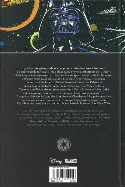Dos Star wars - classic tome 9