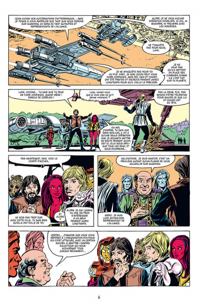 Page 2 Star wars - classic tome 9