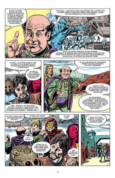 Page 3 Star wars - classic tome 9