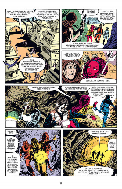 Page 4 Star wars - classic tome 9