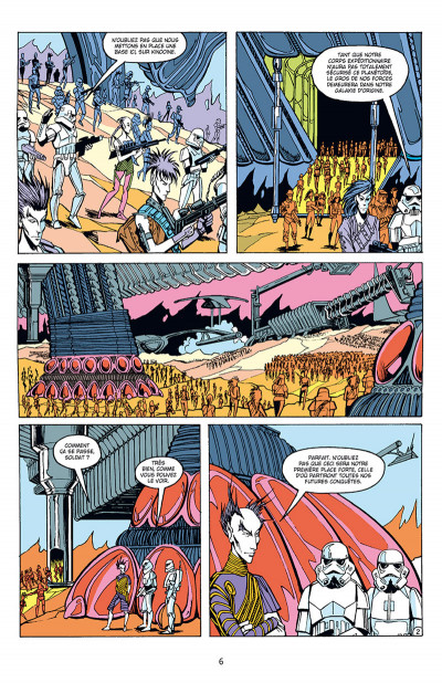 Page 2 Star wars - classic tome 10