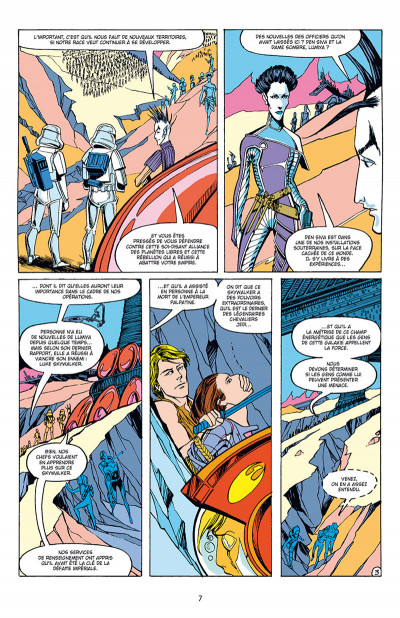 Page 3 Star wars - classic tome 10