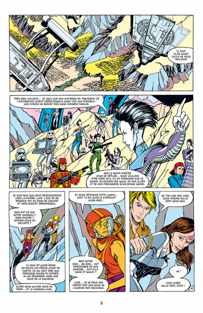 Page 4 Star wars - classic tome 10
