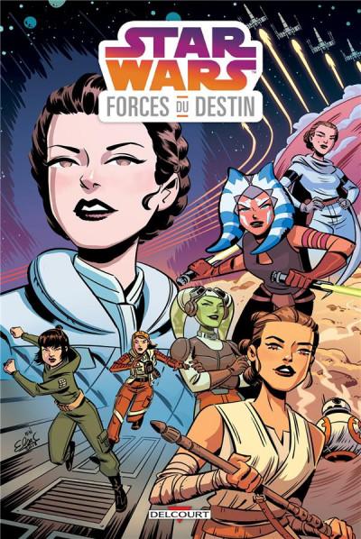 Couverture Star Wars - Forces du destin