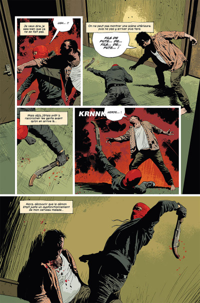 Page 4 Kill or be killed tome 3