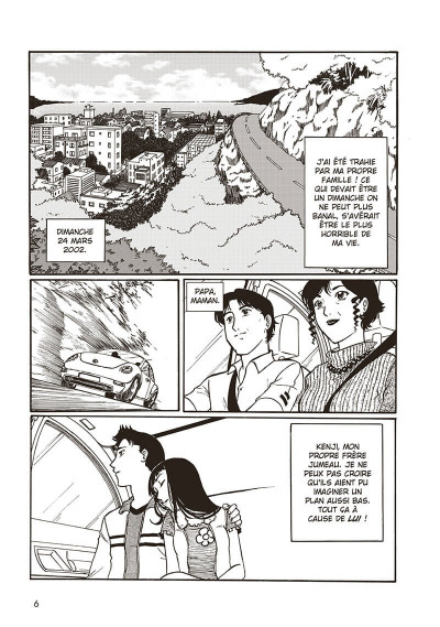 Page 6 Pink diary - volume double tome 1