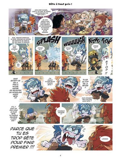 Page 2 Les légendaires - parodia tome 4