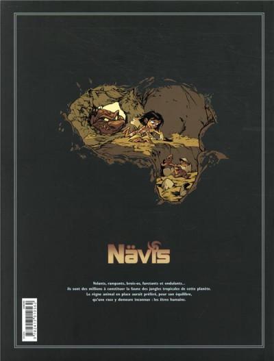 Dos Nävis - intégrale tomes 1 à 5