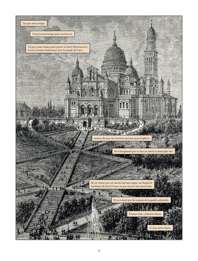 Page 1 Les damnés de la Commune tome 2