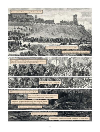 Page 2 Les damnés de la Commune tome 2