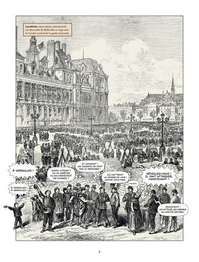 Page 4 Les damnés de la Commune tome 2