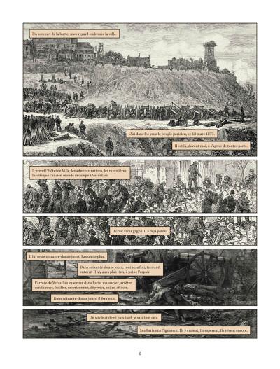 Page 6 Les damnés de la Commune tome 2