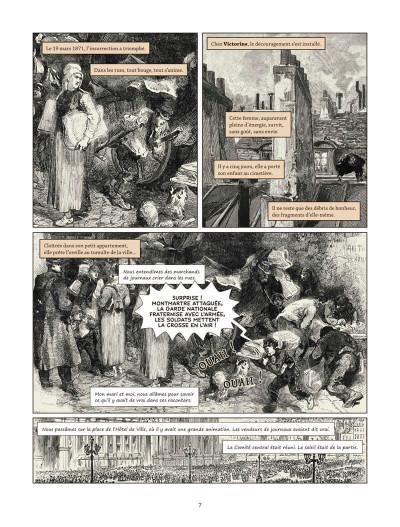 Page 7 Les damnés de la Commune tome 2