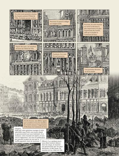 Page 9 Les damnés de la Commune tome 2