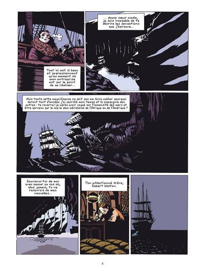 Page 2 Frankenstein de Mary Shelley - intégrale