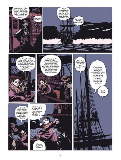 Page 3 Frankenstein de Mary Shelley - intégrale