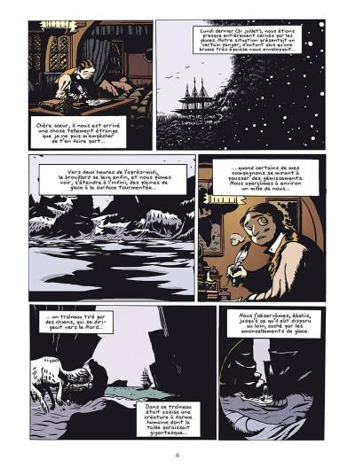 Page 4 Frankenstein de Mary Shelley - intégrale