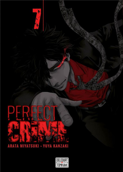 Couverture Perfect crime tome 7