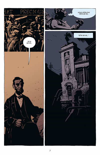 Page 1 L'homme à la tête de vis & autres histoires déjantées