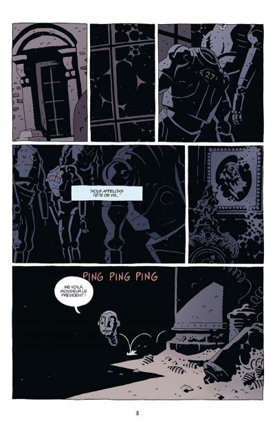 Page 2 L'homme à la tête de vis & autres histoires déjantées