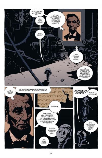 Page 4 L'homme à la tête de vis & autres histoires déjantées