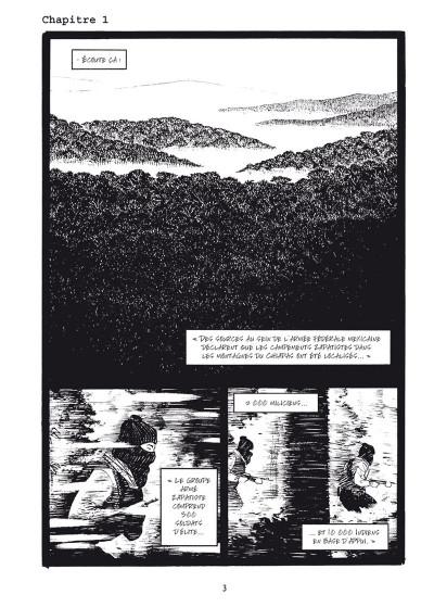 Page 1 Zapata, en temps de guerre (nouvelle édition)