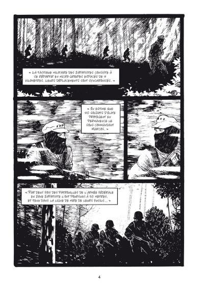 Page 2 Zapata, en temps de guerre (nouvelle édition)