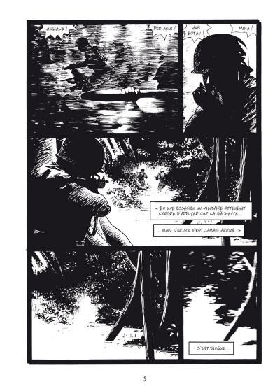 Page 3 Zapata, en temps de guerre (nouvelle édition)