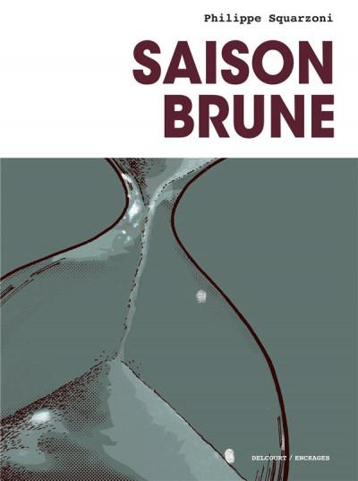 Couverture Saison brune - édition 2018