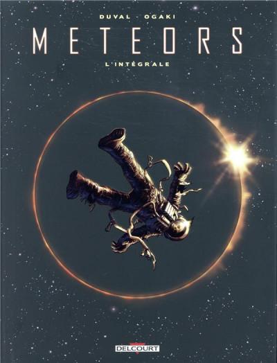 Couverture Meteors - intégrale