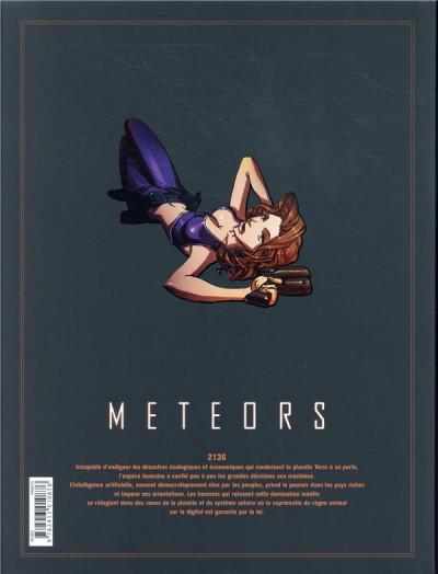 Dos Meteors - intégrale