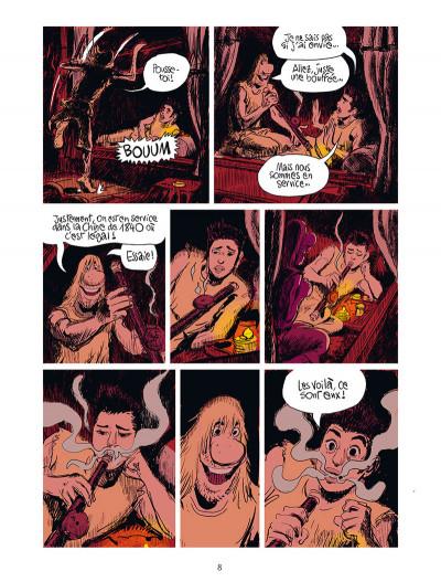 Page 4 Chronosquad tome 5