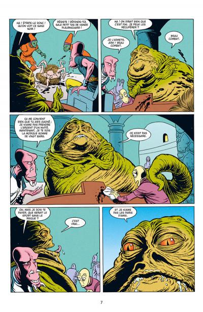 Page 7 Star wars - Icones tome 10 - Jabba le Hutt