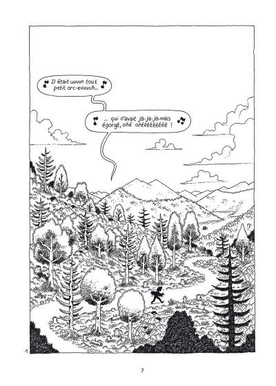 Page 1 Un gentil orc sauvage
