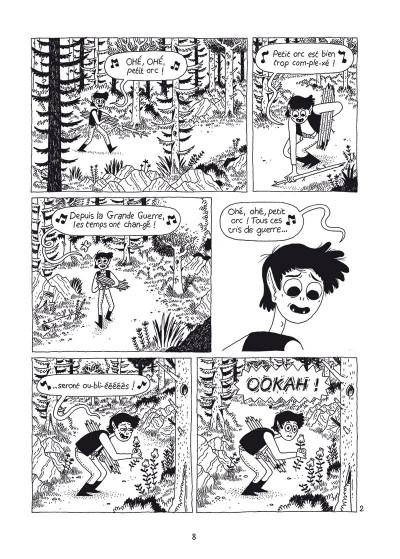 Page 2 Un gentil orc sauvage