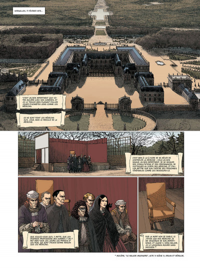 Page 3 Mousquetaire tome 4