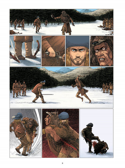 Page 6 Mousquetaire tome 4