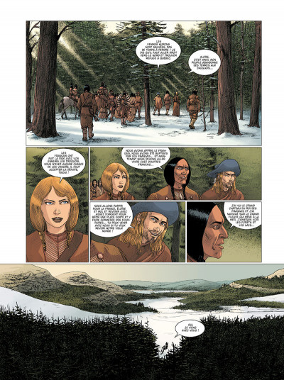 Page 7 Mousquetaire tome 4