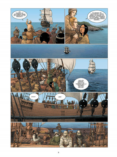Page 9 Mousquetaire tome 4