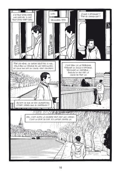 Page 4 Garduno en temps de paix (nouvelle édition)